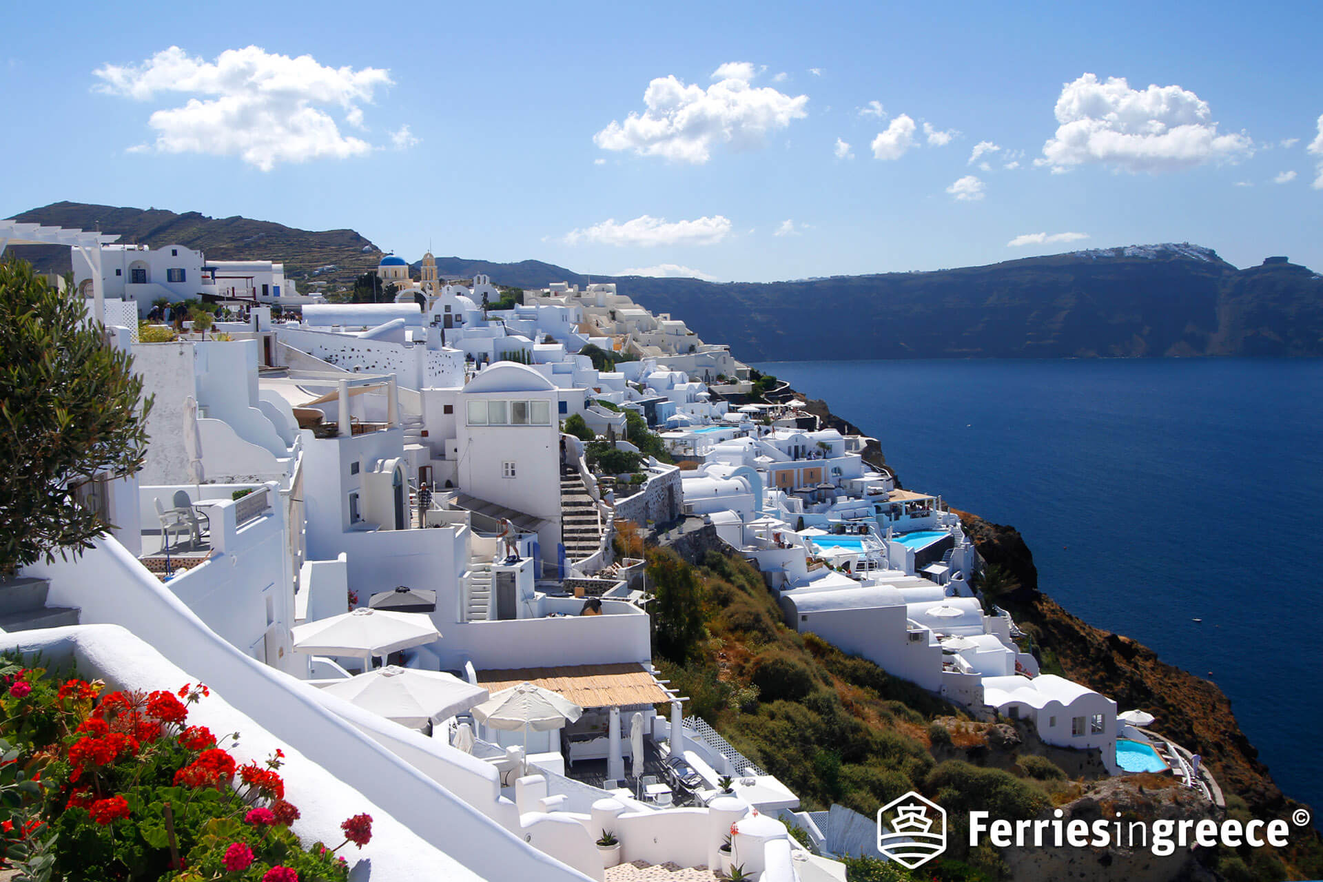 Santorini To Mykonos Island Hopping Plus 3 More Magical