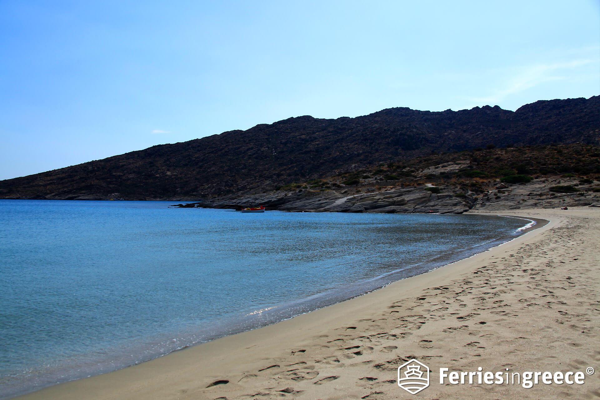 manganari beach ios