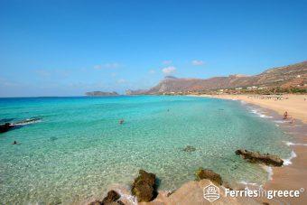 falasarna beach crete