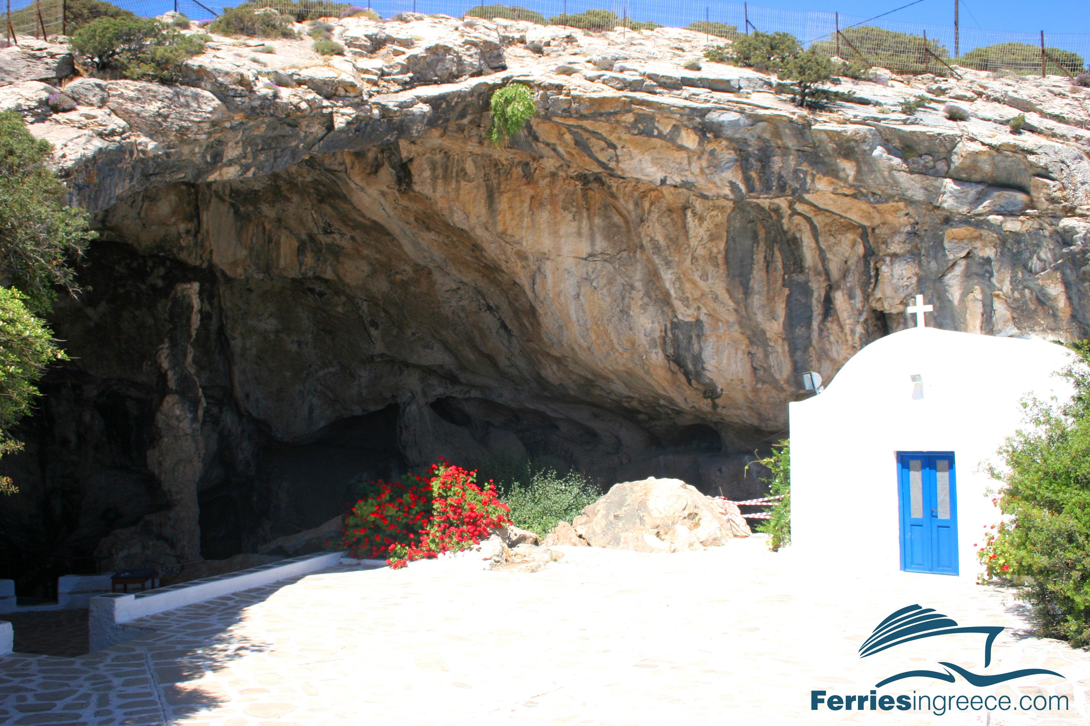 Cave Antiparos 2