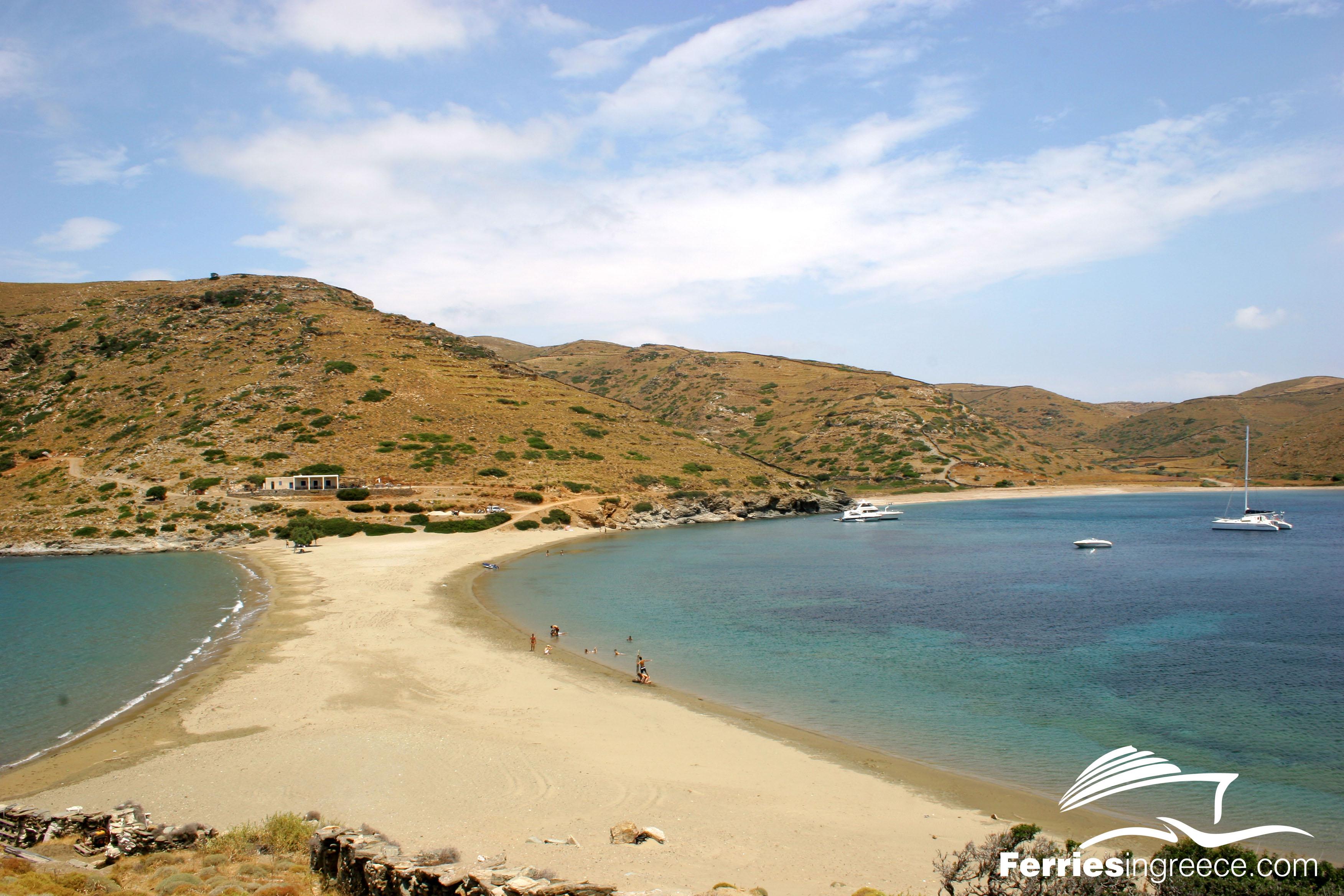 Kolona-beach-Kythnos