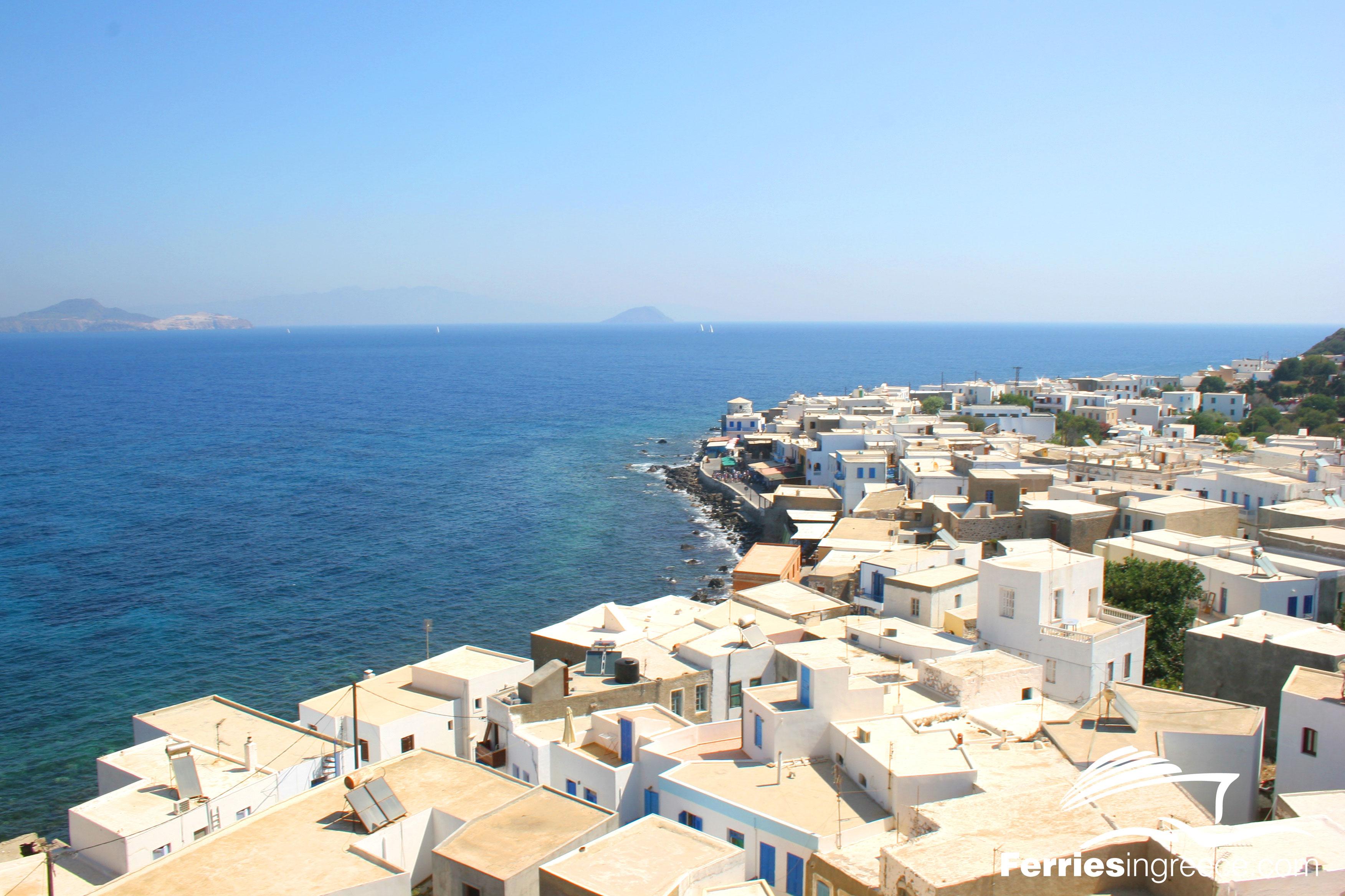 Mandraki-Nisyros-Greece