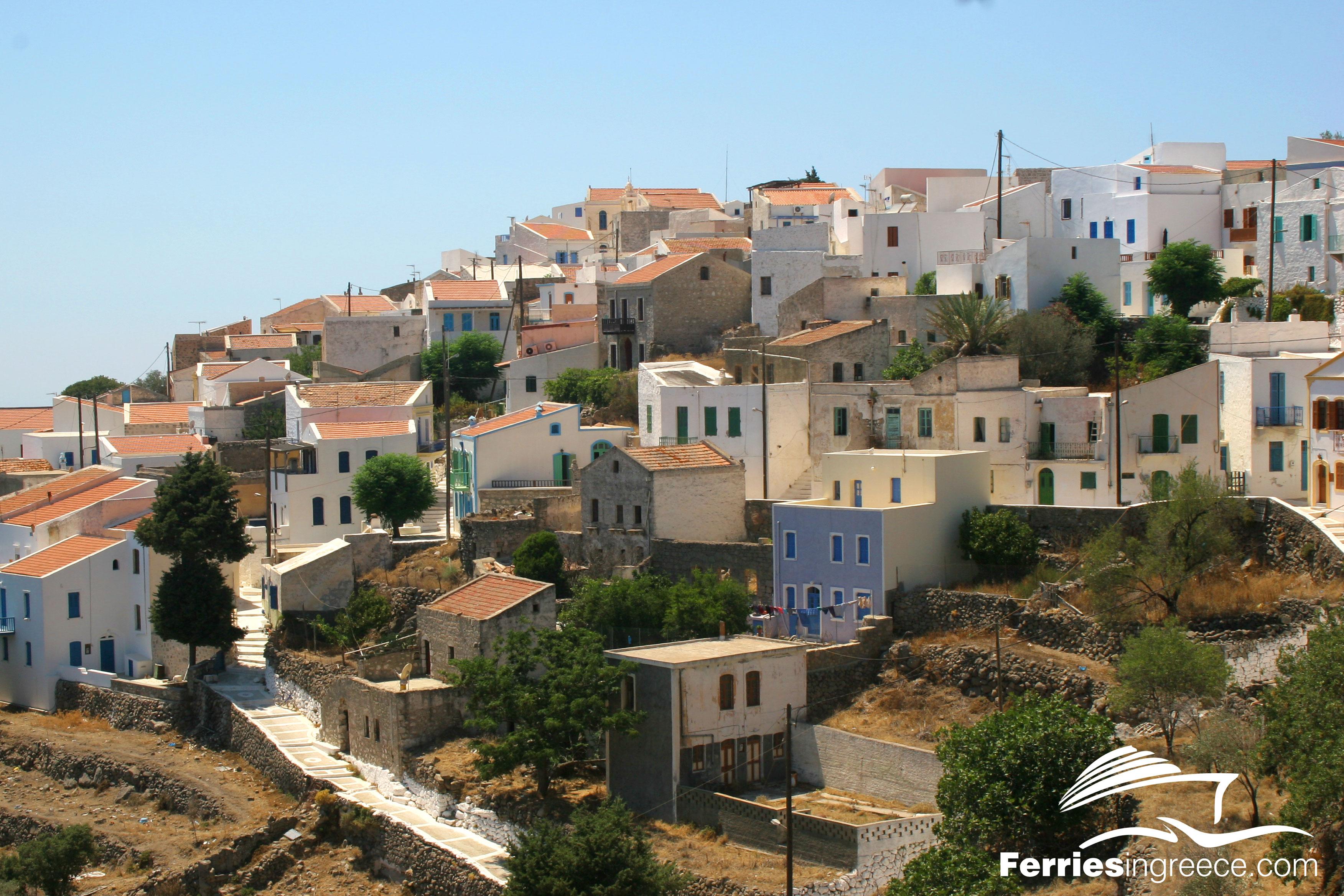 Nikia-Nisyros-Greece