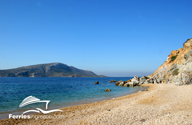 Athens beaches: convenient to access from the city centre