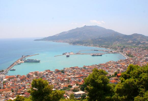 Ionian islands: Zakynthos