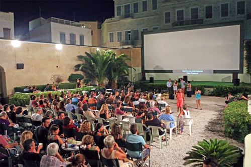 Top festivals in the Greek islands: Syros International Film Festival