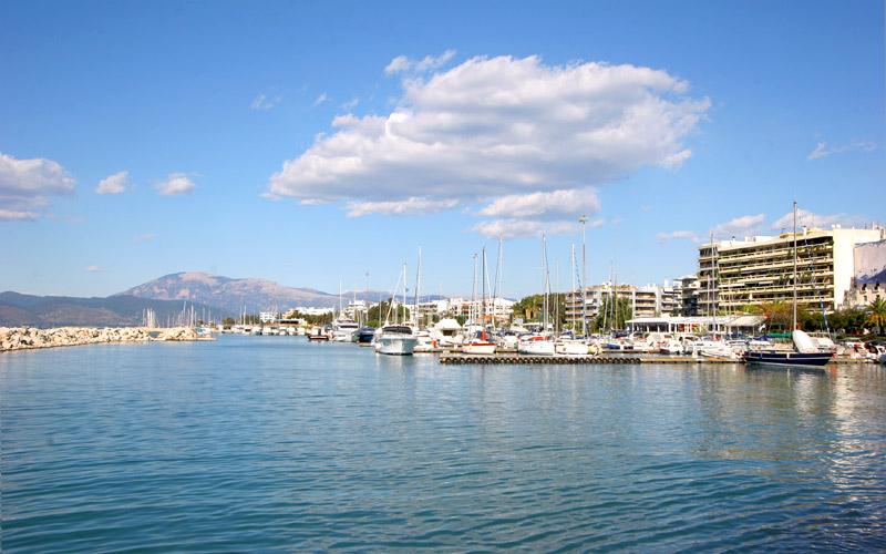 Greece mainland ports: Killini, Patra, Volos, Igoumenitsa and others