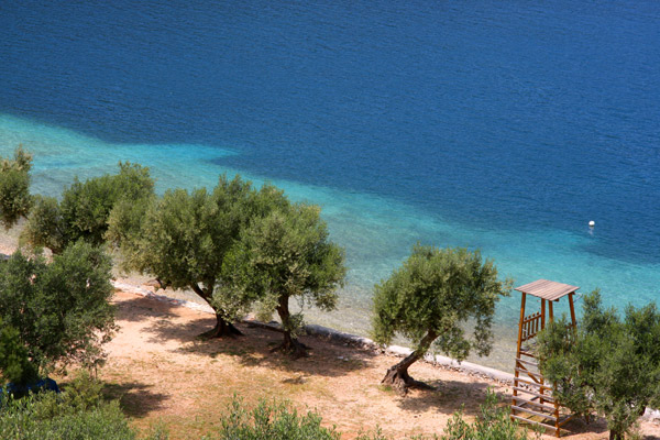 Greek islands off the beaten track: Ithaca