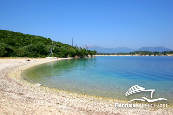 Small Ionian islands: Meganisi