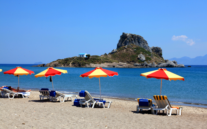 Greek island hopping: from Rhodes to Kos