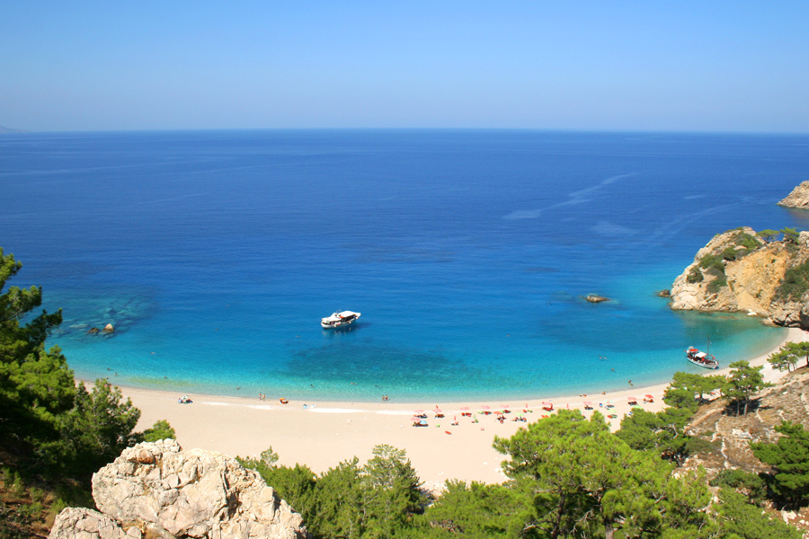 Fantastic beaches of Karpathos