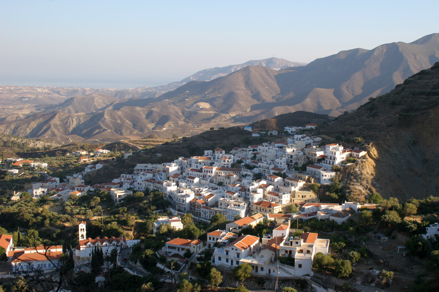 Traditional villages of Karpathos
