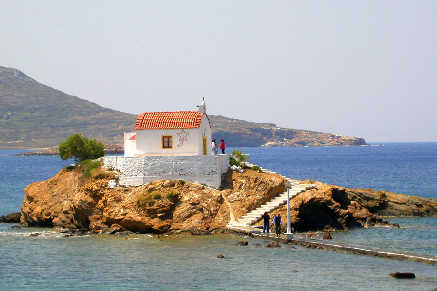 Ferry hopping from Rhodes to Kalymnos and Leros