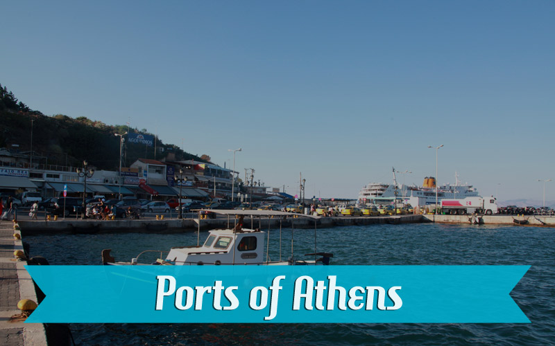 Ports of Athens