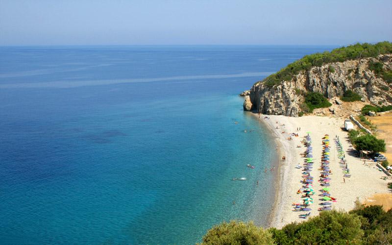 Ferries to Eastern Aegean: Samos