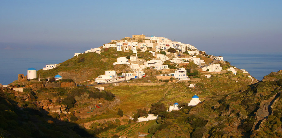 Discover the island of Sifnos in Cyclades, Greece