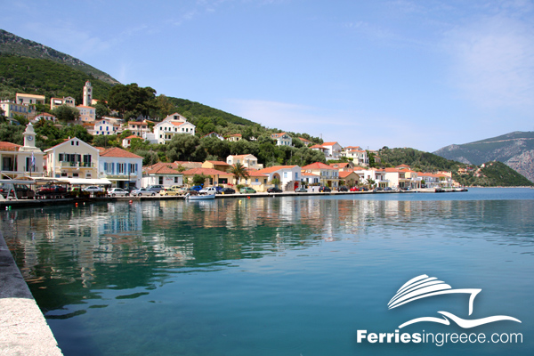Small Ionian islands: Ithaca