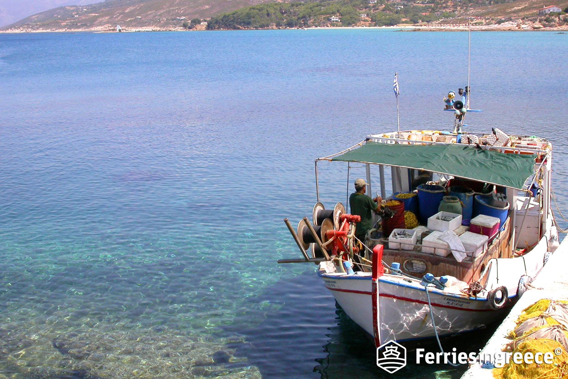 Armenistis Ikaria