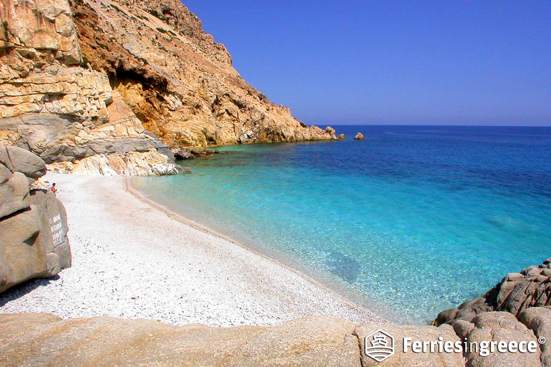 Seixeles beach Ikaria