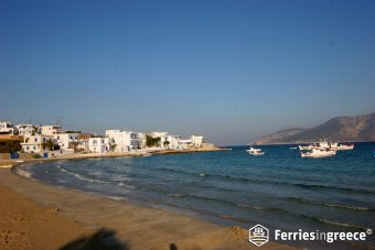 koufonisia island greece