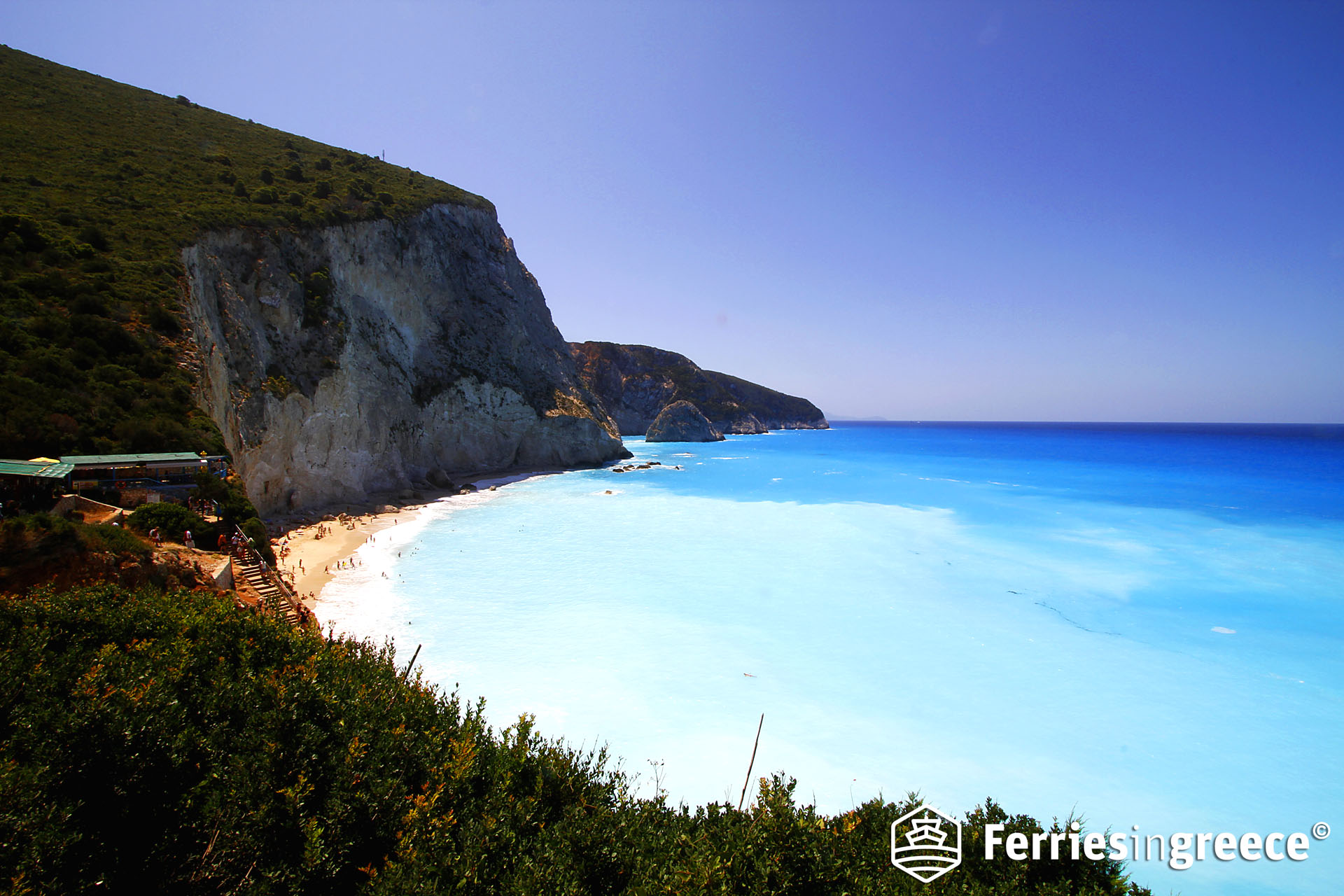 Best beaches in the Greek islands: Porto Katsiki