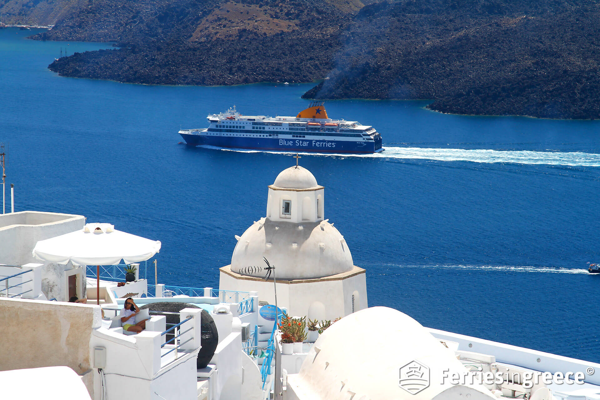 Ferry From Athens To Santorini All The Travel Hacks You Need To Know