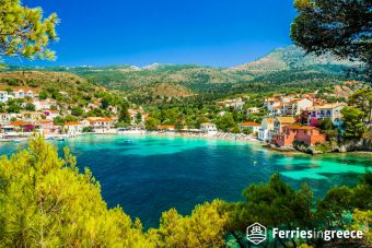kefalonia view