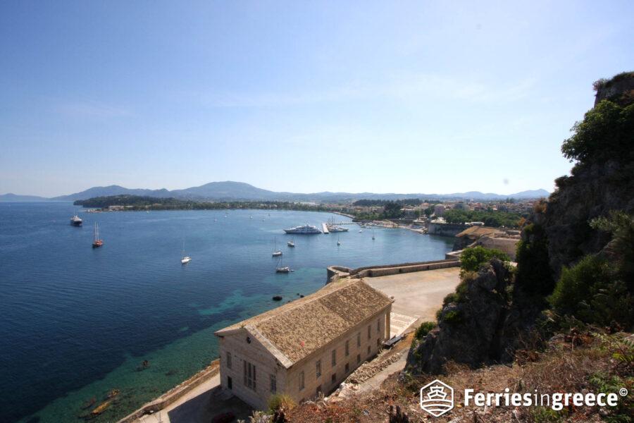 Island Hopping Corfu Kefalonia