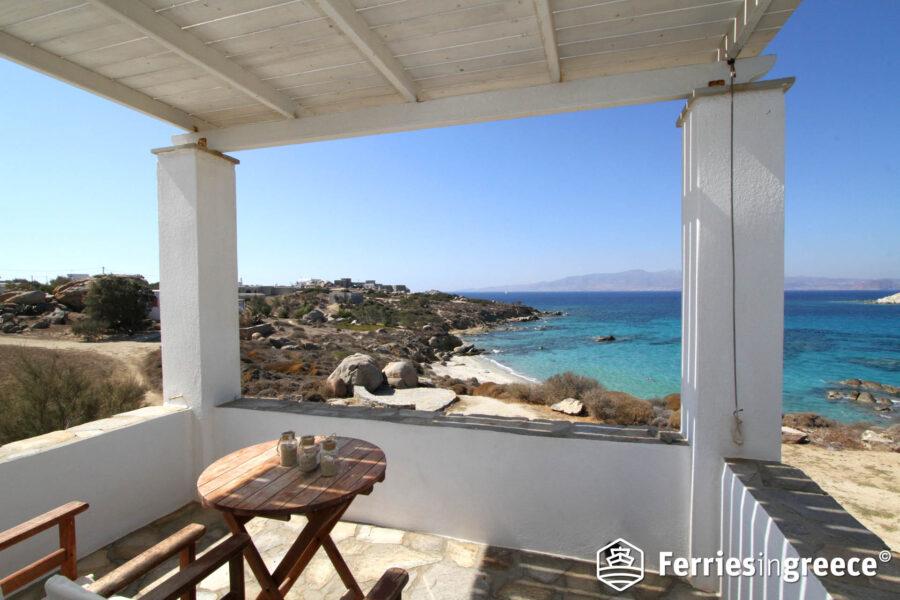 Island hopping Mykonos Paros Santorini Naxos