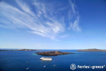 Island Hopping Mykonos Santorini Crete