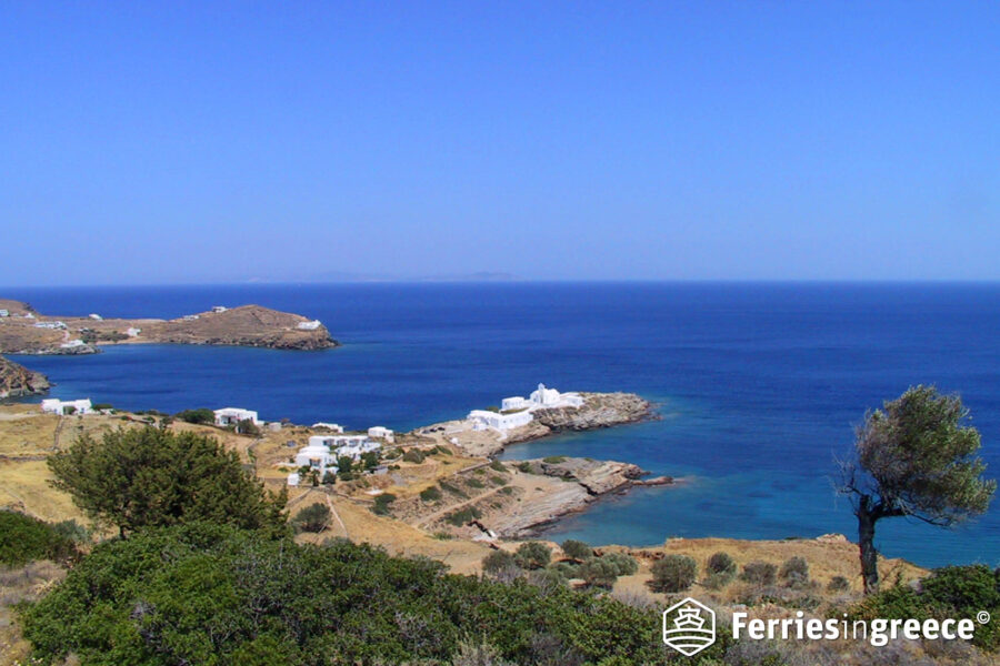 Island hopping Mykonos Sifnos Milos